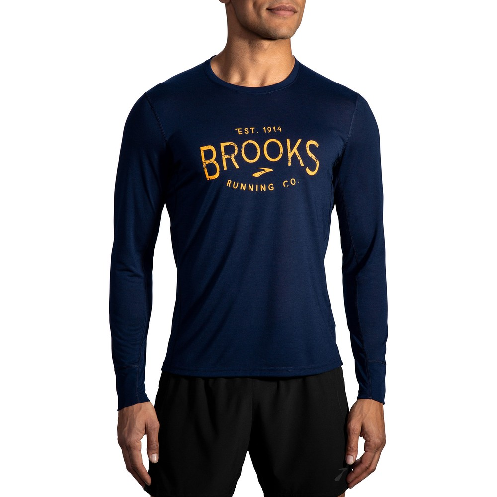 Brooks Distance Graphic Top #4