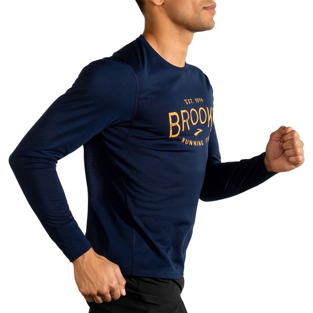 Brooks Distance Graphic Top #5