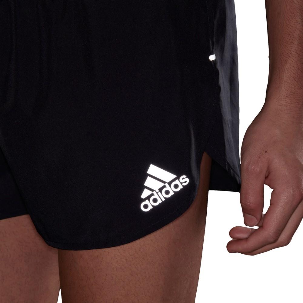 Adidas Fast Split Shorts #4