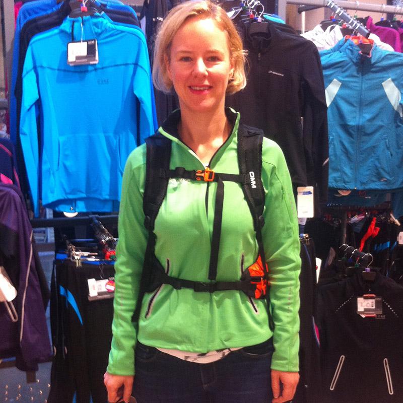OMM 15lt Running Backpack