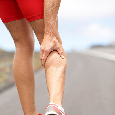 Calf Muscles and Running: Injury and Care | Run and Become
