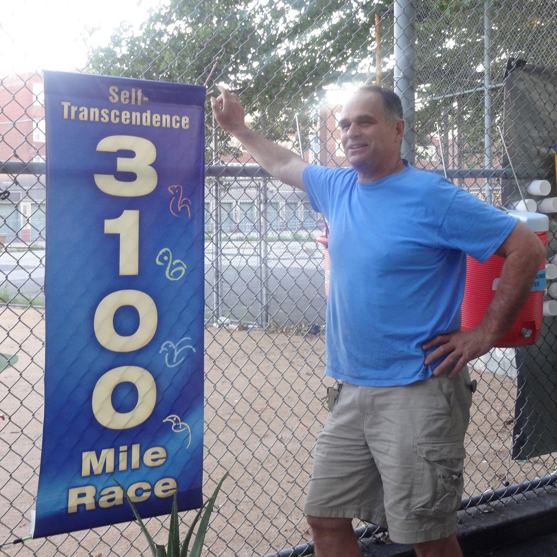 Rupantar La Russo 3100 Mile Race
