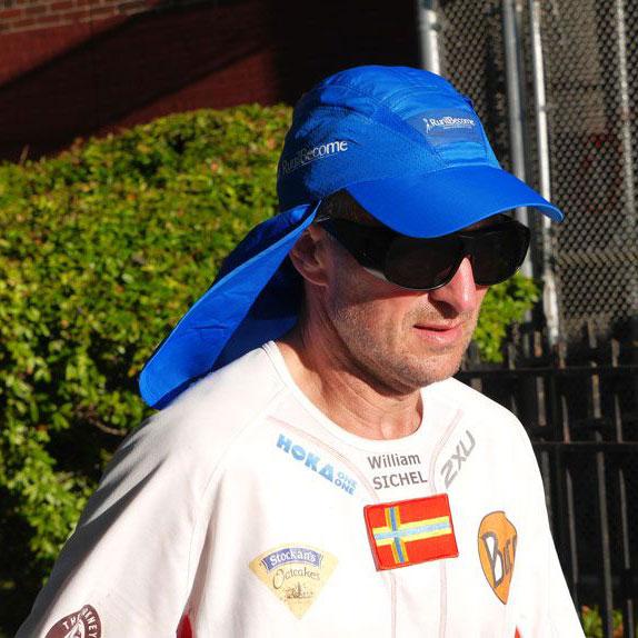 William Sichel 3100 Mile Race
